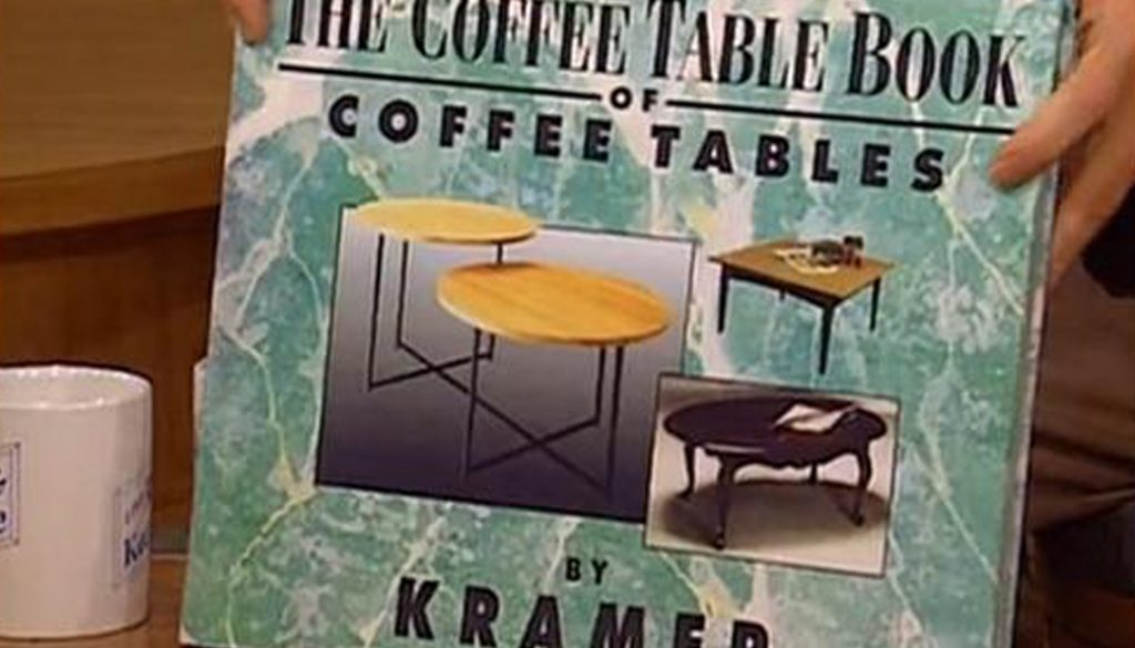 A Coffee Table Book About Coffee Tables Health News