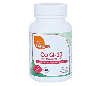 CoQ10- A powerful cellular energizer