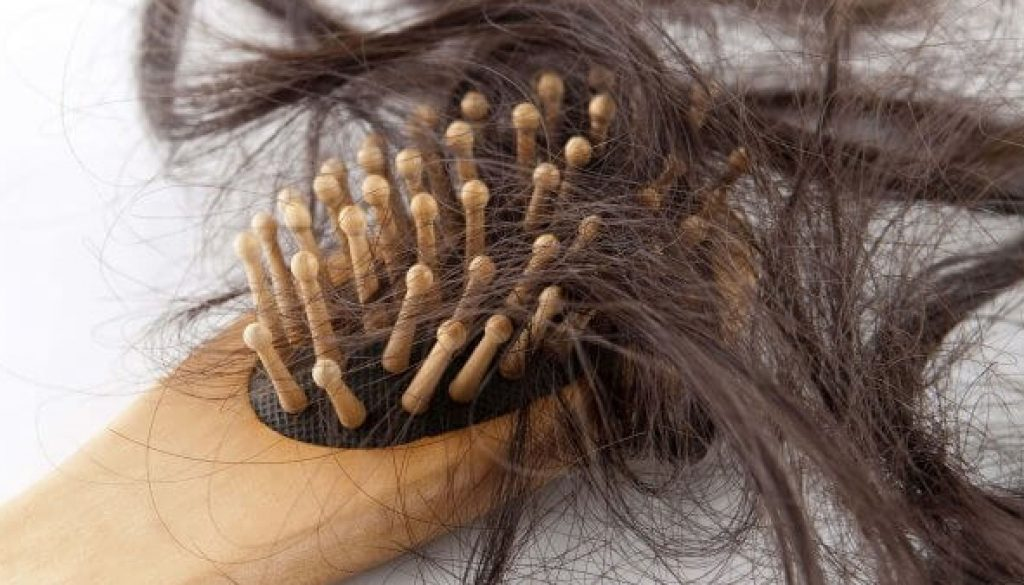 Treat Hair Loss After Pregnancy