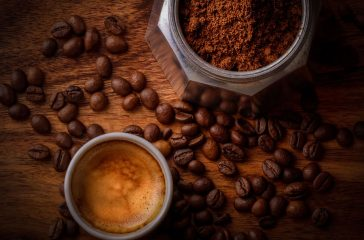 Colombian Coffee Beans Bring the Classic Gourmet Coffee Flavor to Your Cup