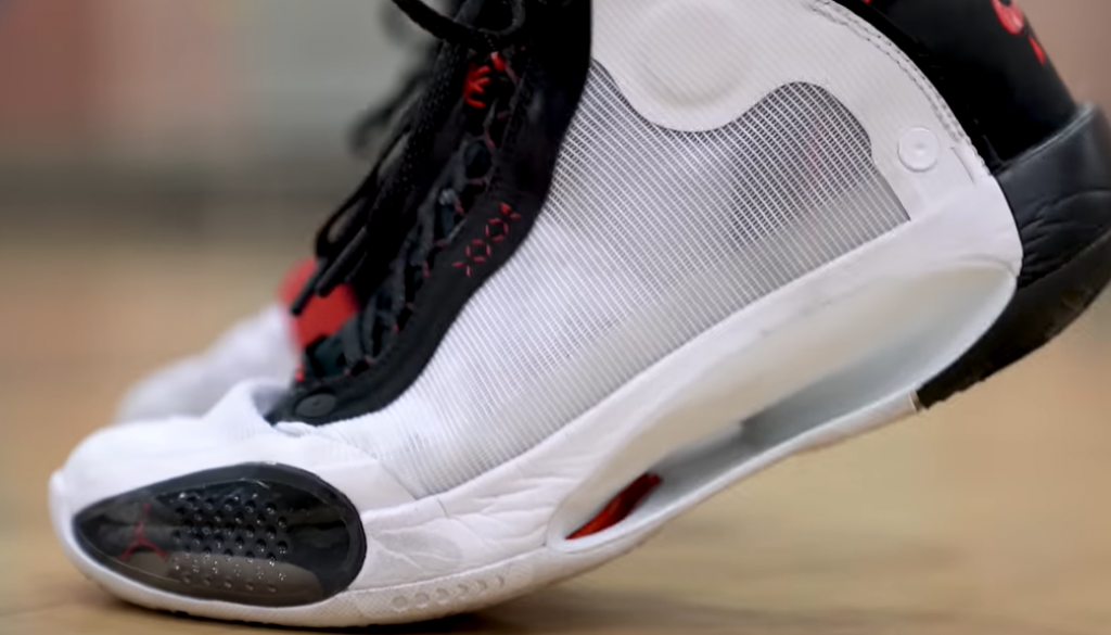 You ought to replace your basketball shoes frequently