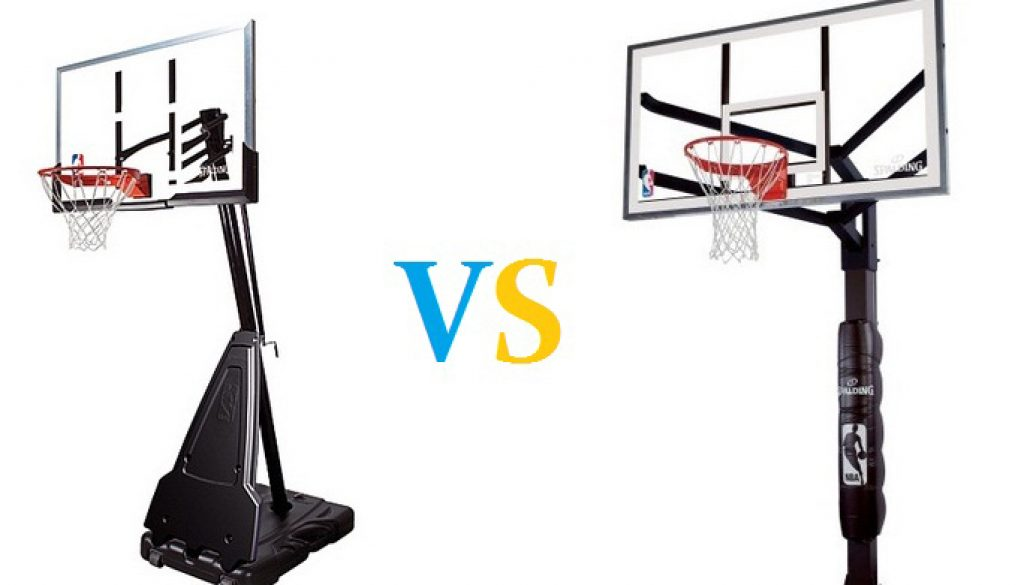 Portable Basketball Goals – The Real Truth About Buying a Home Basketball Hoop