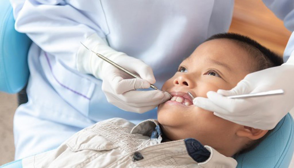Knoxville Pediatric Dentists Recommend Children Begin Dental Care At An Early Age